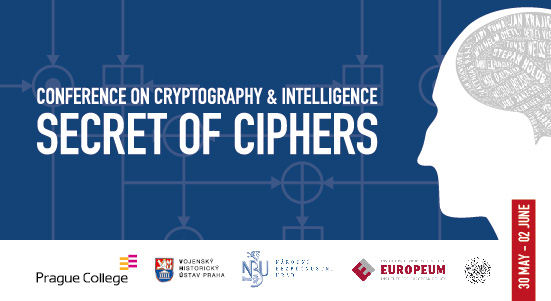 The Secret of Ciphers - Four days of lectures and workshops at Prague College