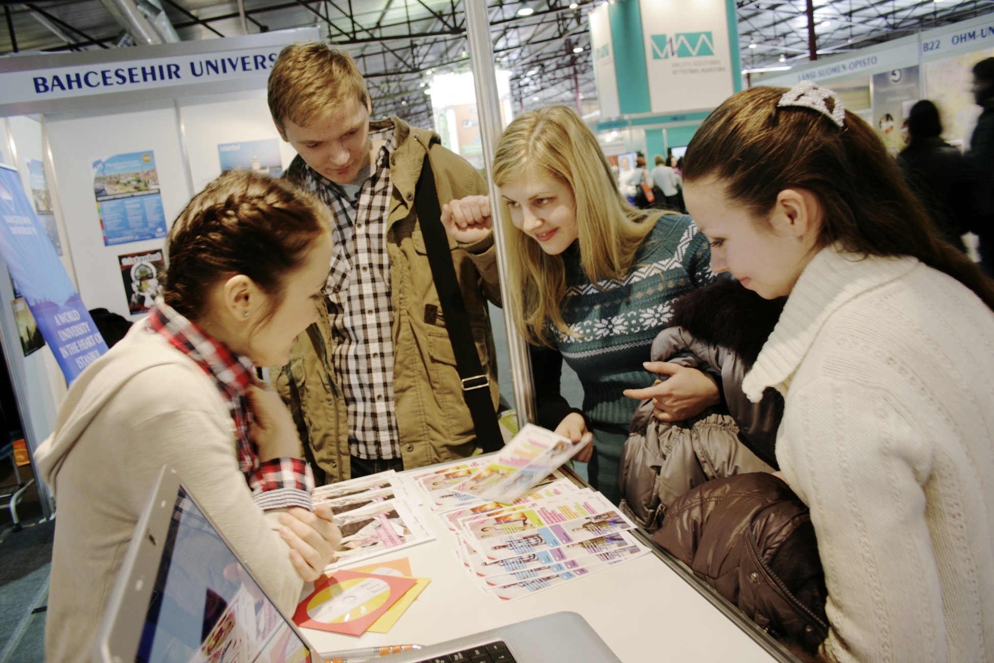 Come and meet us at the Gaudeamus Student Fair