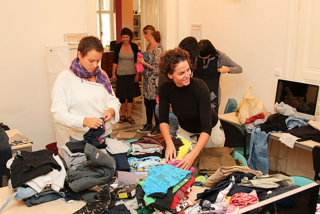Clothes Exchange Party