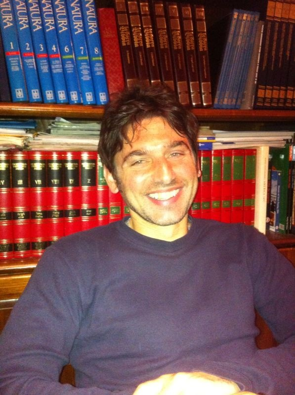 Made in Italy: an interview with Dr Domenico Pace