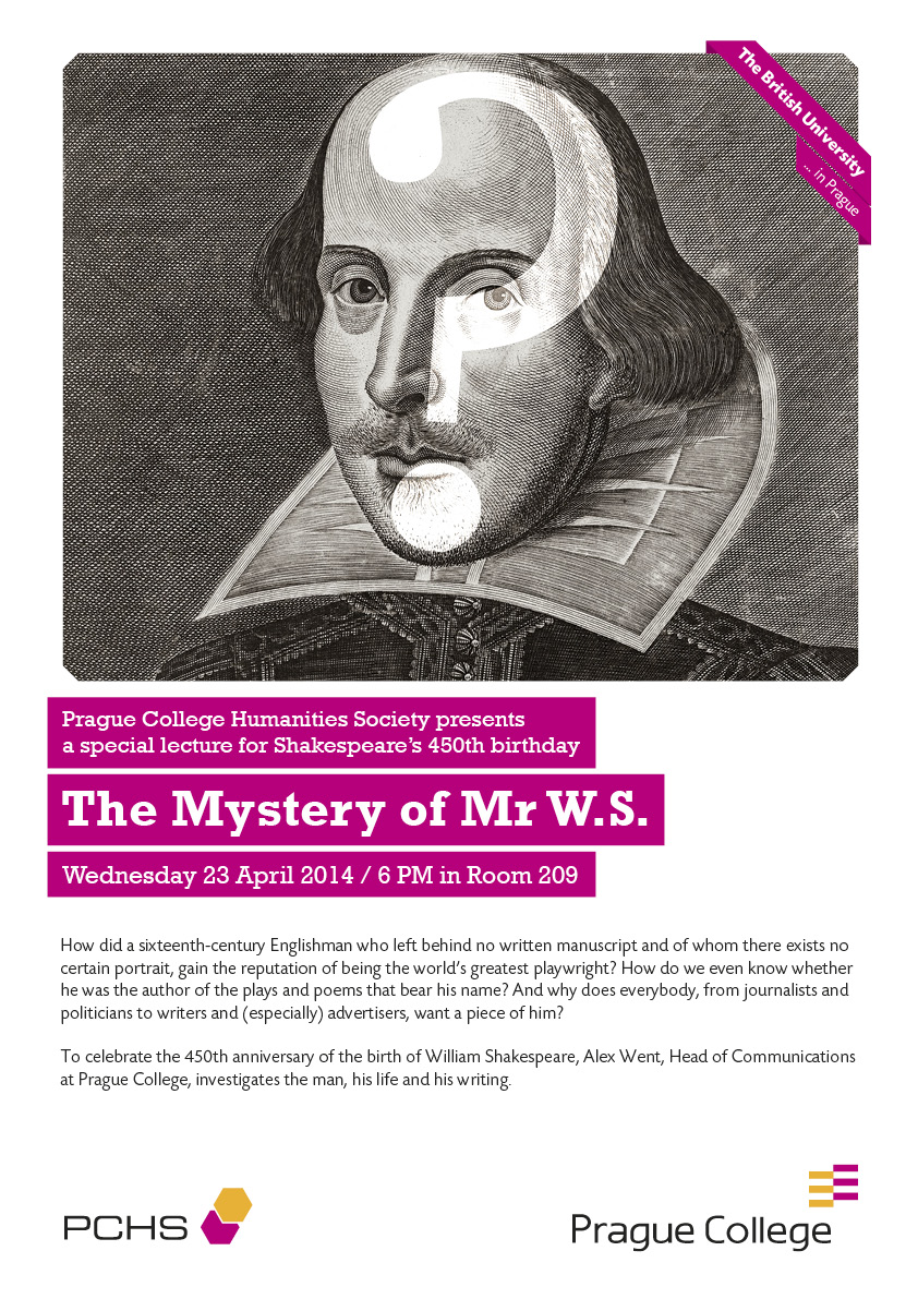 The Mystery of Mr W.S.