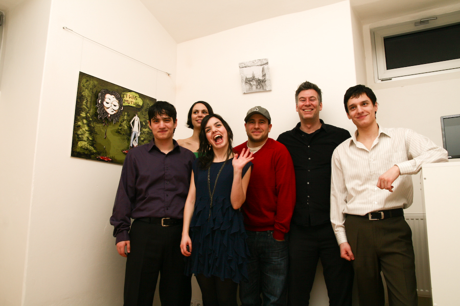 Photos from the exhibition opening!