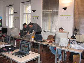 CIANT workshops at Prague College
