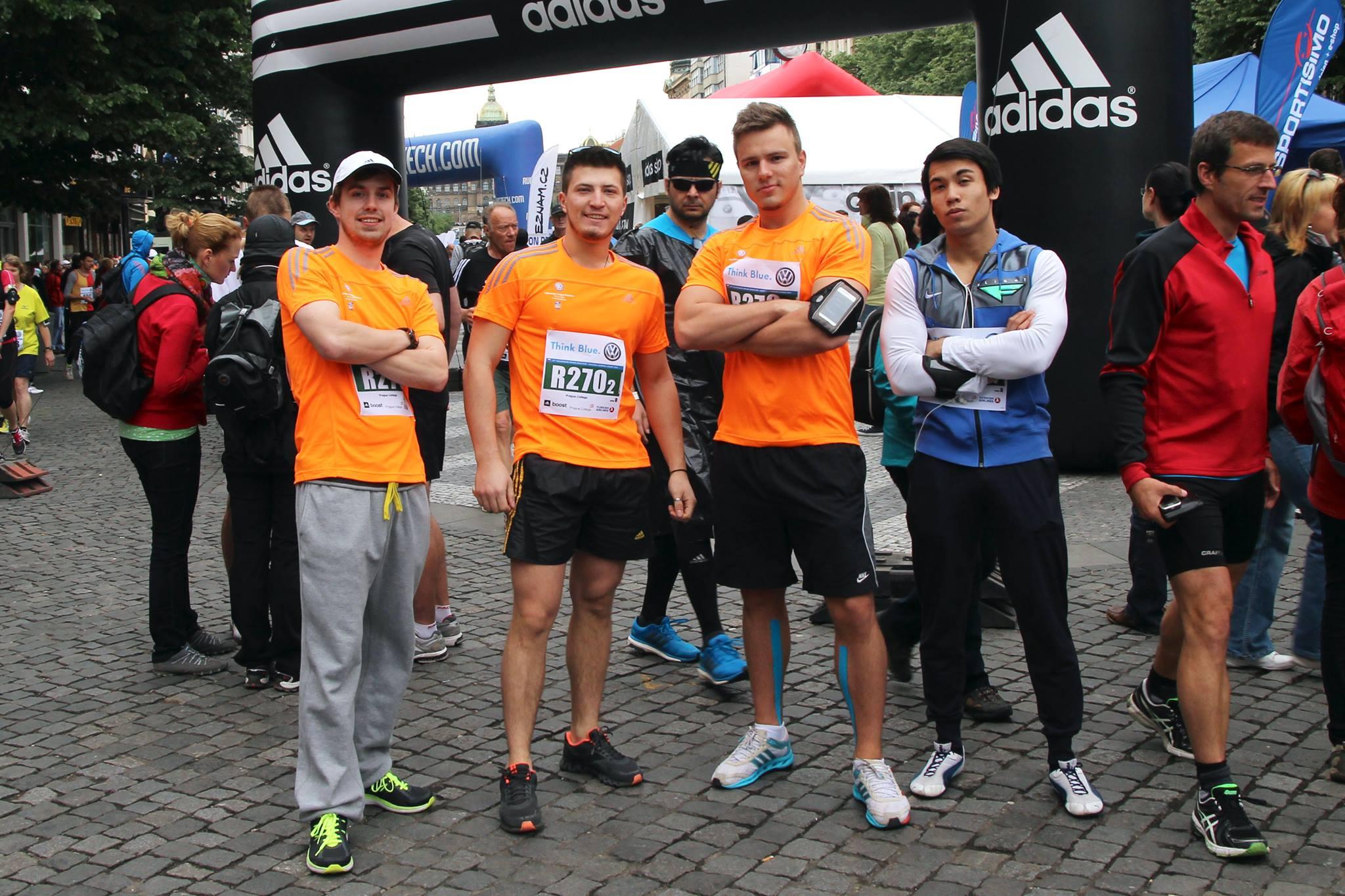 Congratulations to our Marathon team!