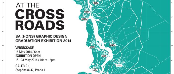 BA (Hons) Graphic Design graduation exhibition 2014