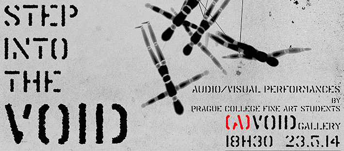 Step into the Void: audiovisual performance