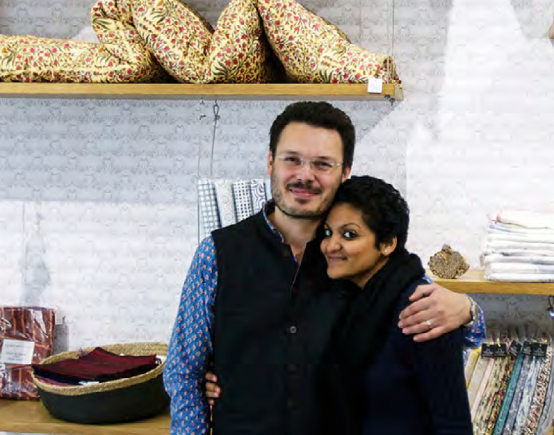 Art lecturers set up shop in Prague
