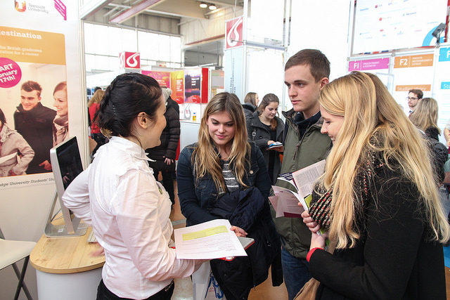 Thinking of studying at Prague College? See you at Gaudeamus 2015!