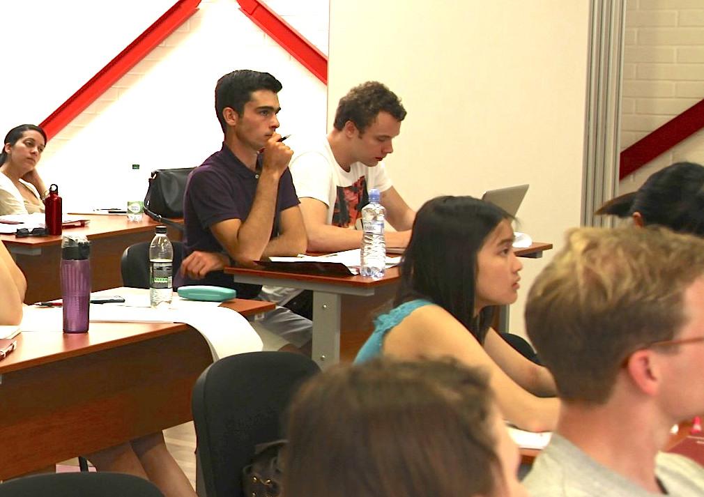 Prague College hosts European Integration study programme