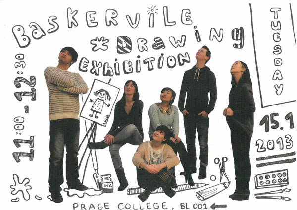 Drawing exhibition