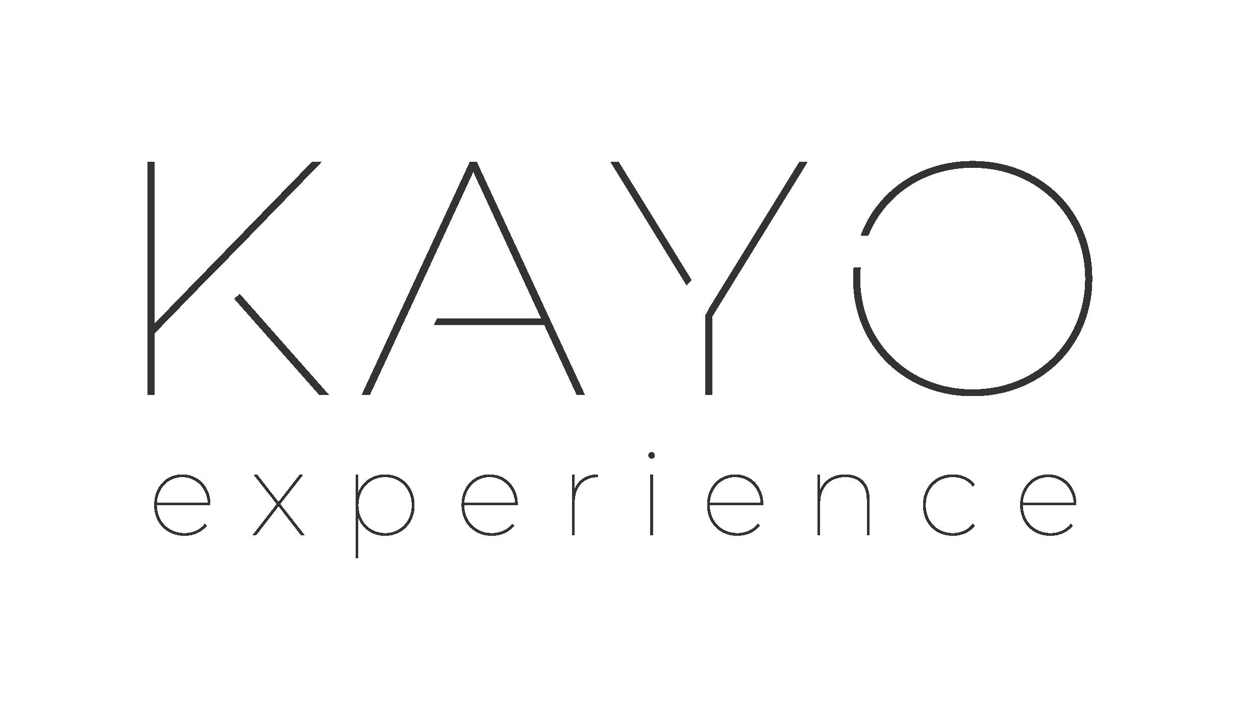 kayo experience black