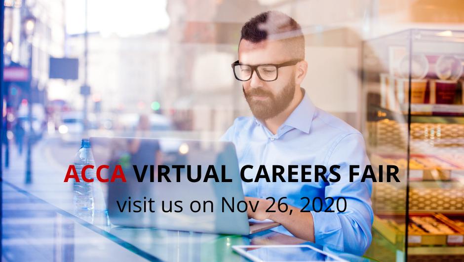 ACCA Virtual Careers Fair