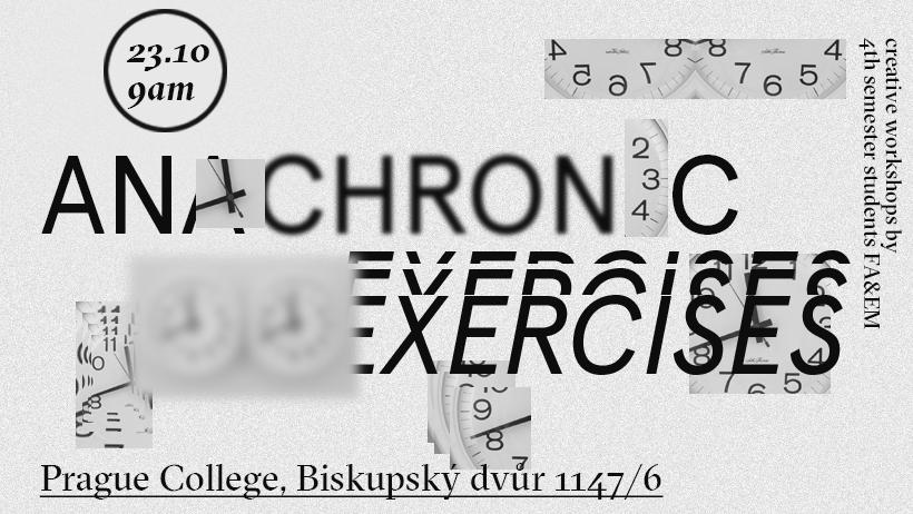 Anachronic Exercises: experimental media workshops