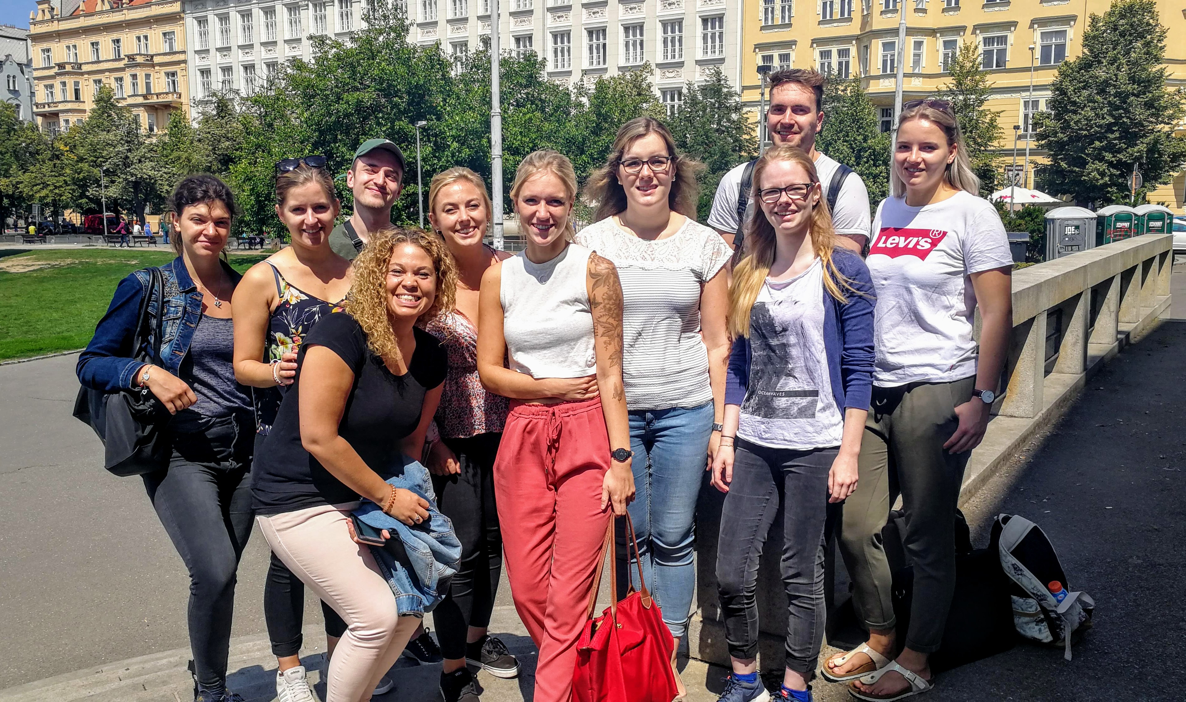 Welcome to our students fromHotelfachschule Hamburg