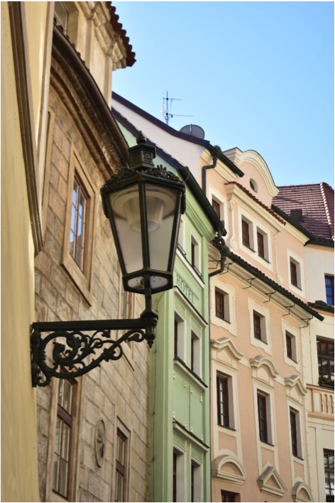 Impressions of Prague: a Student Account