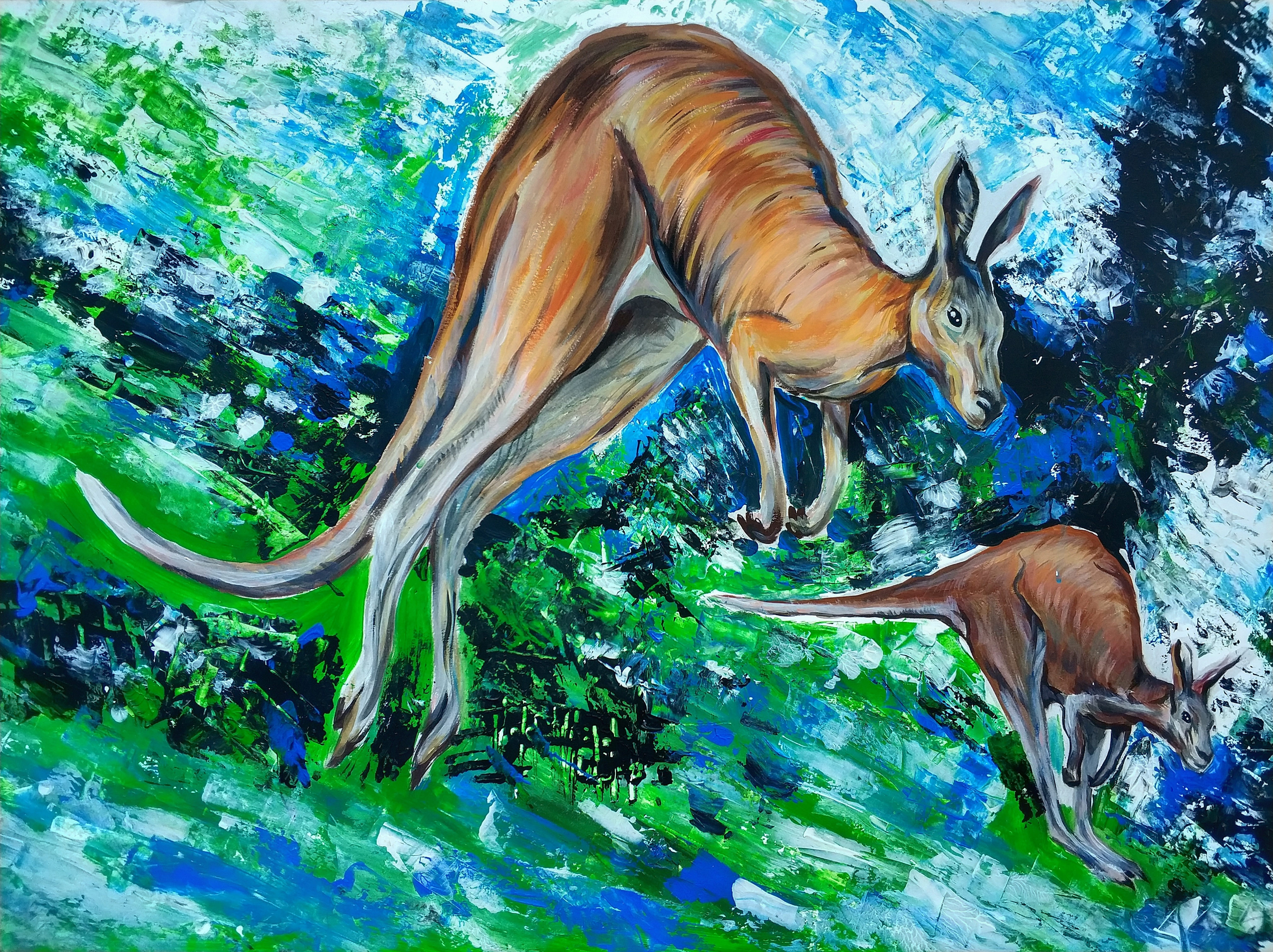 Art for Australia Exhibition