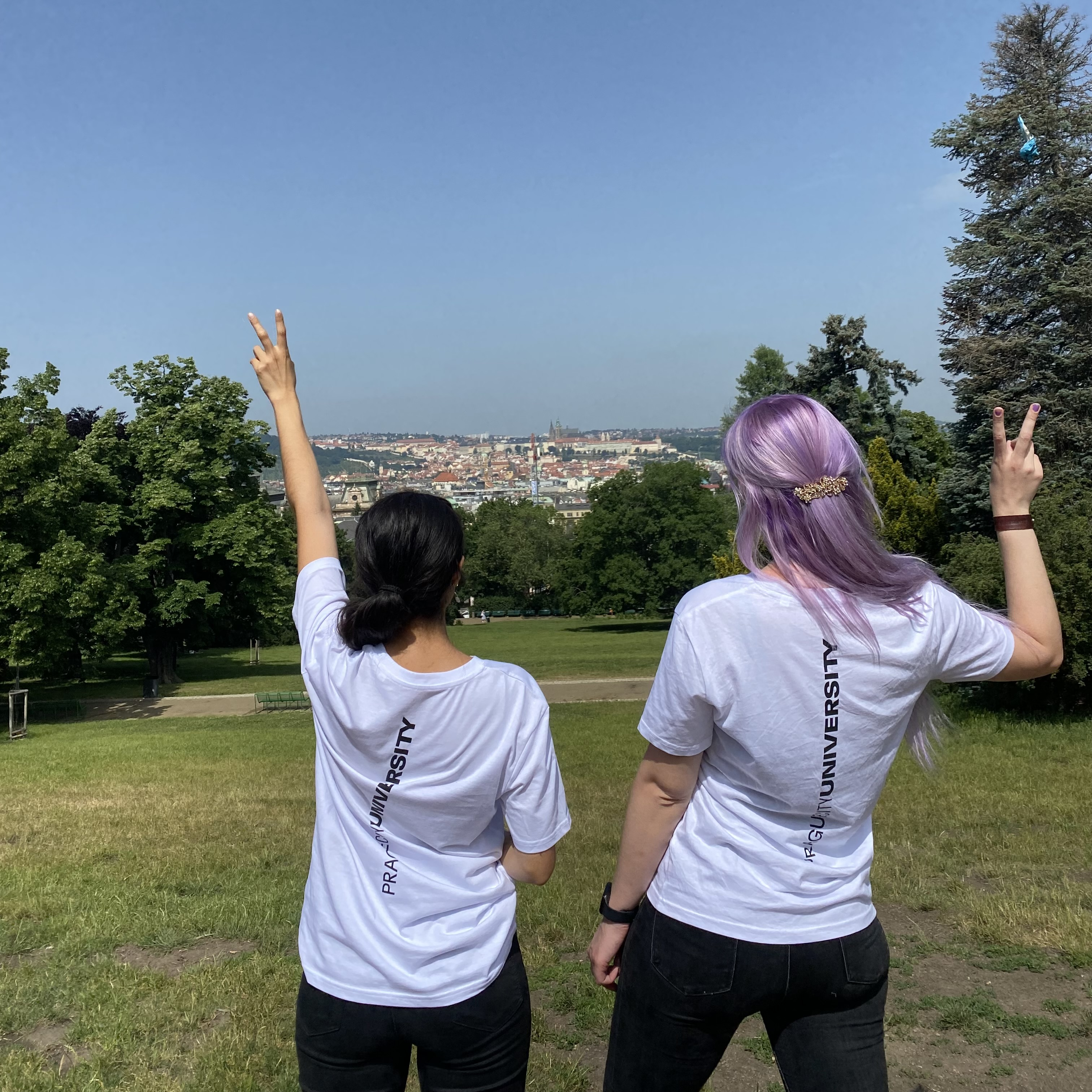 Welcome to Prague City University