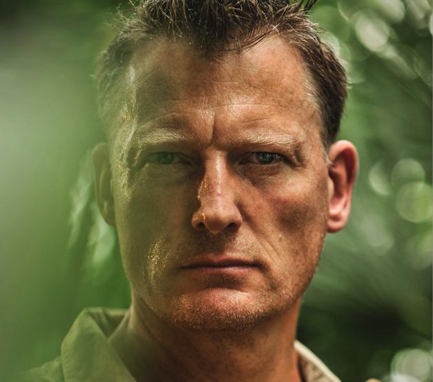#FacingChange: Benedict Allen - Surviving the Jungle