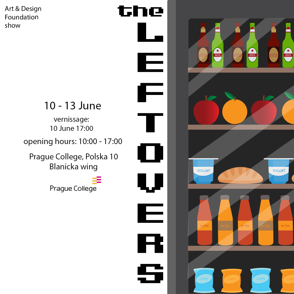 The Leftovers - Foundation Diploma in Art & Design Exhibition 2019