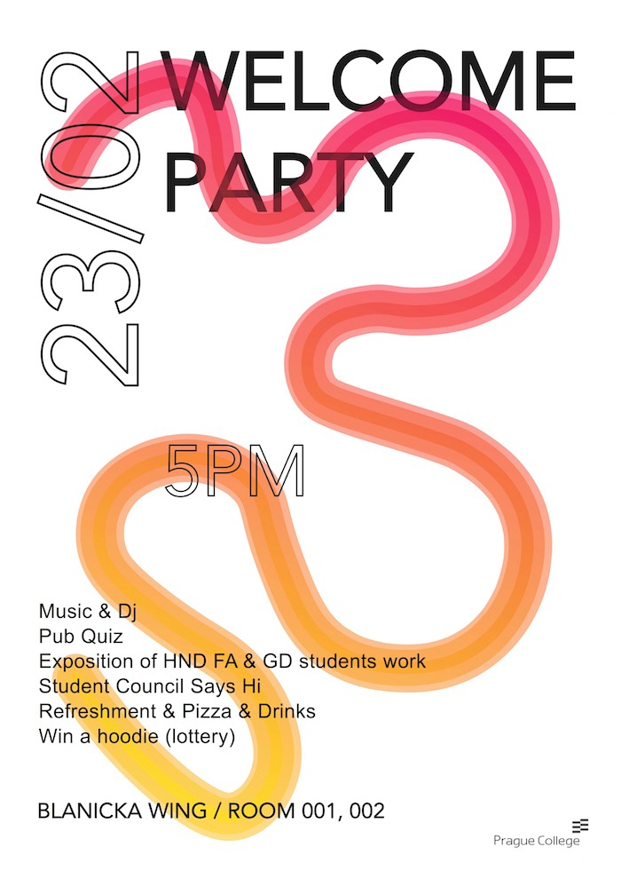 New Semester Welcome Party - Spring 2018