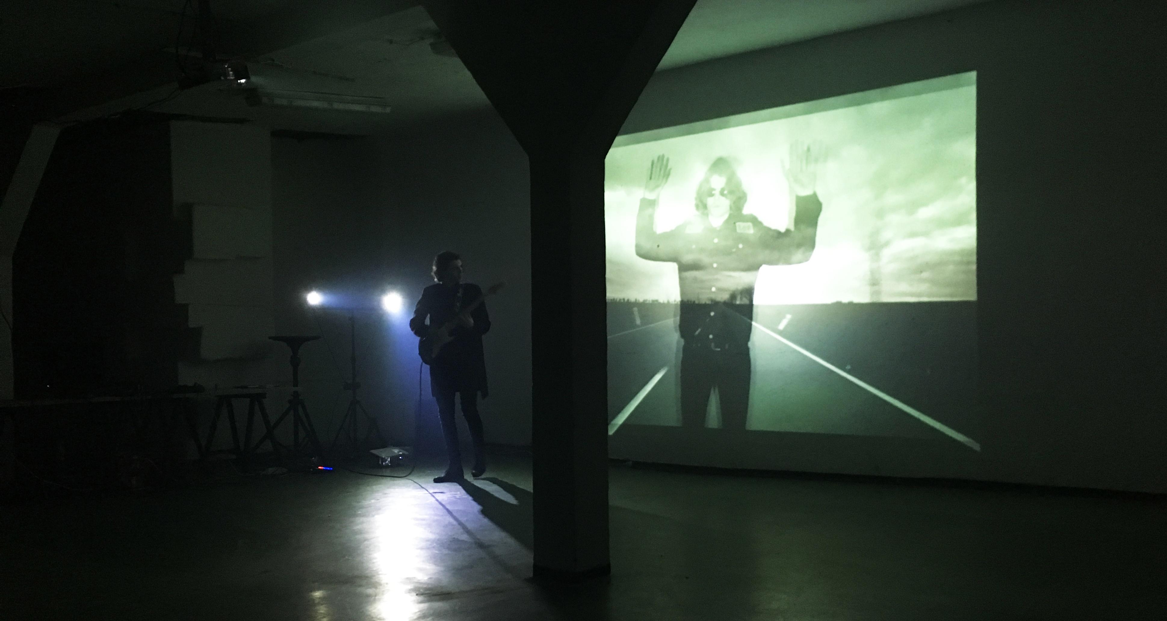 Beyond Organic: Interactive Media Exhibition
