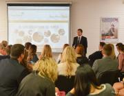 US students visit Prague College as part of global tour