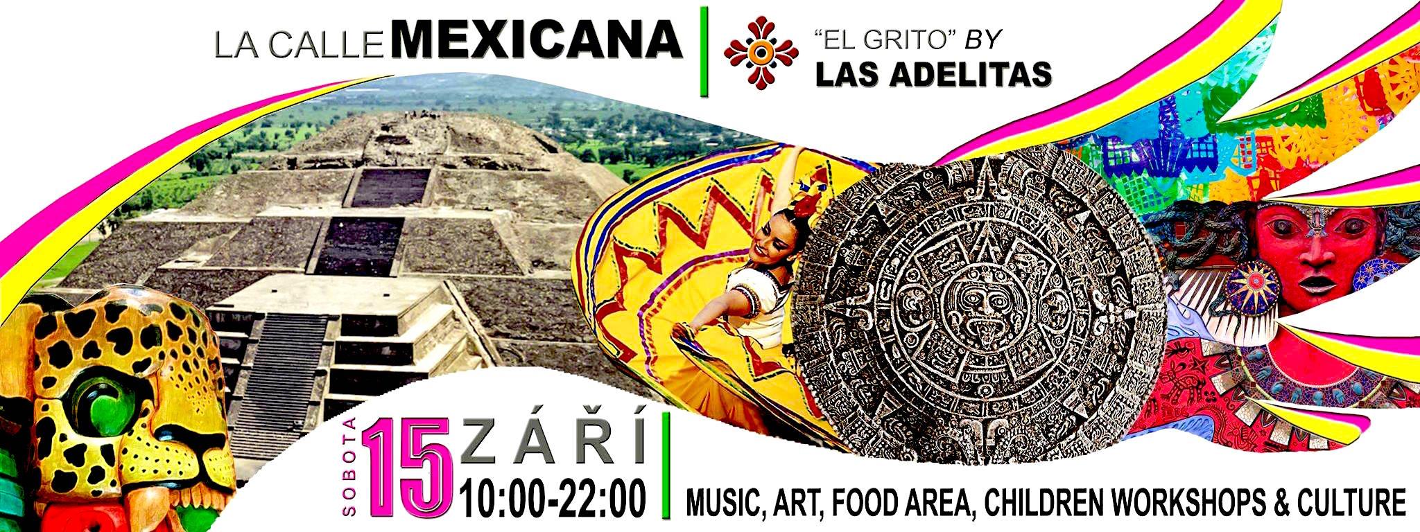 Prague College alumnus putsLas Adelitas atthe centre ofMexican fiesta