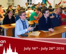 Prague College at Europeum 2016