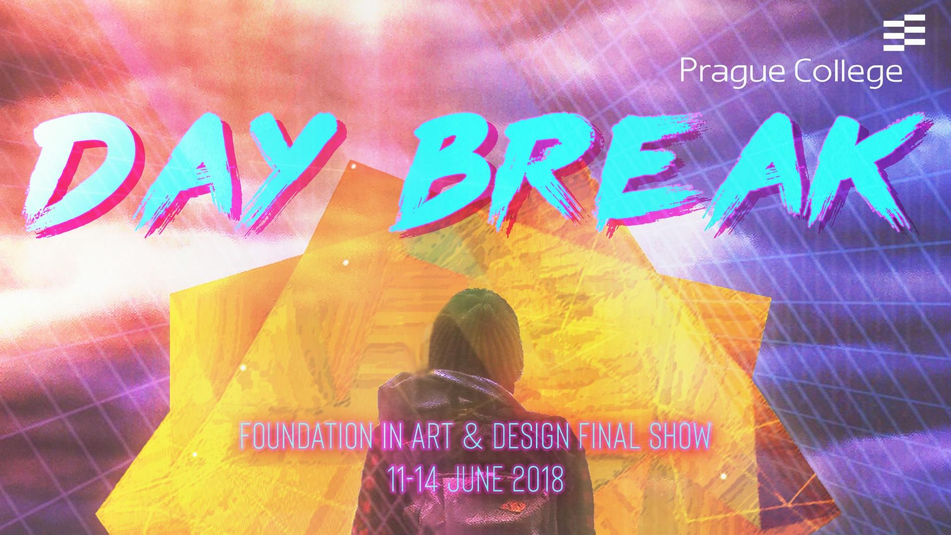 'Day Break': Foundation Art& Design show 2018