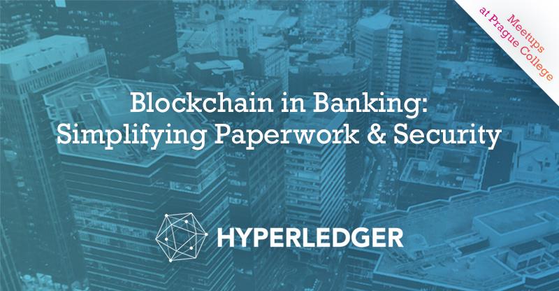 Blockchain in Banking: Simplifying paperwork, data & security