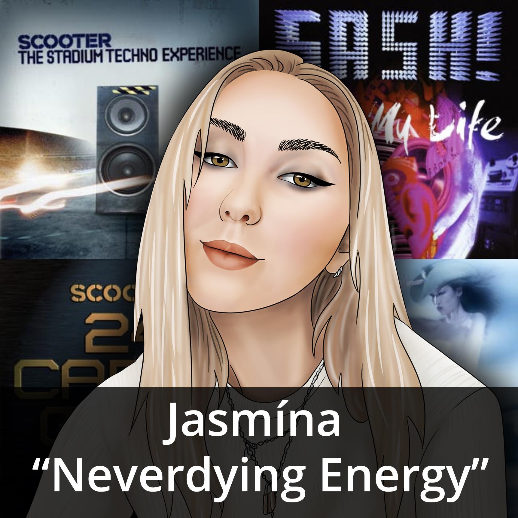 Guest Playlist Curator: Jasmína -