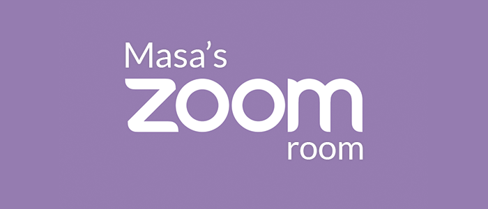 Masa's Zoom Room: a space for students