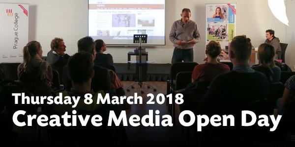 Creative Media Open Day 2018