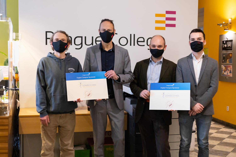 Digital Campus sponsor Studio Lovecchio