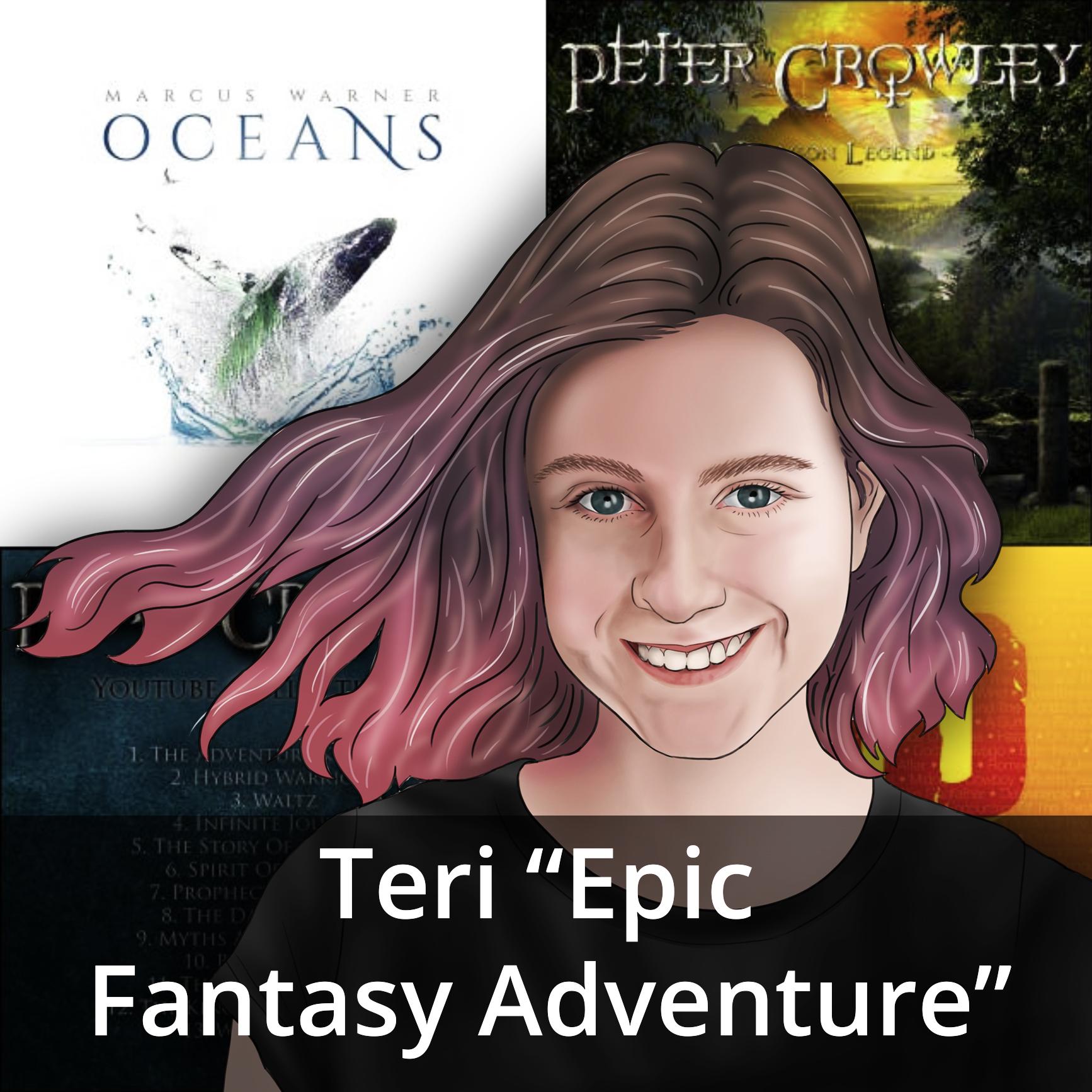 Guest Playlist Curator: Teri -