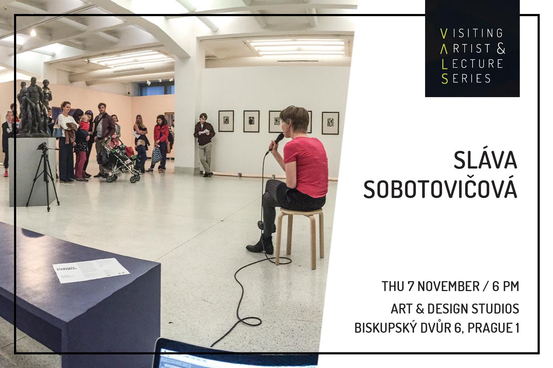 Visiting Artist: Sláva Sobotovičová -The Other Voice